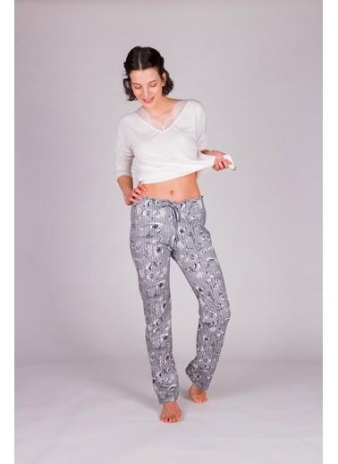 Hays Pijama Takım Gri